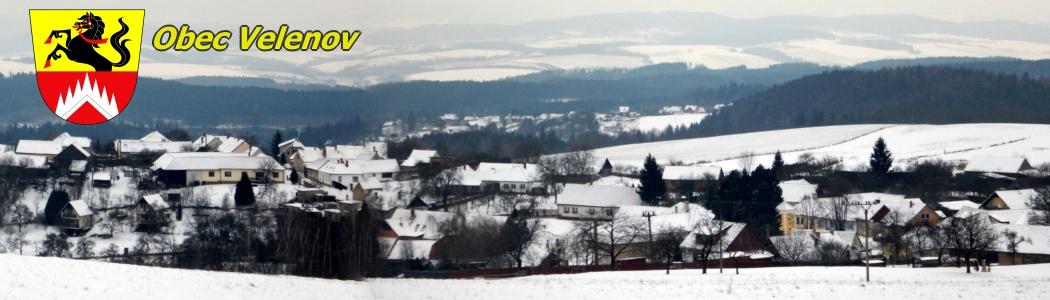 Obec Velenov